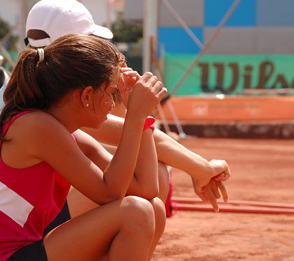 Tennis Camps for Juniors