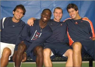 Jarmere-Jenkins-tennis-UVa-teammates