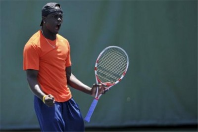 Jarmere Jenkins College Tennis UVa Cavaliers Interview