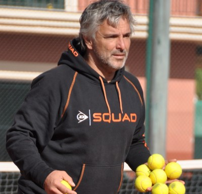 Jofre Porta - Global Tennis Team