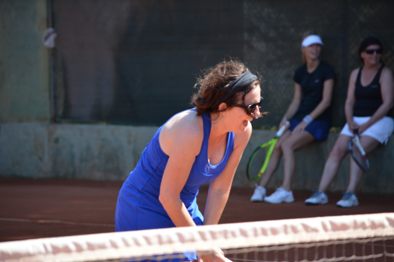 coaching tennis holiday in spain