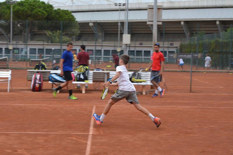 Barcelona junior summer camp