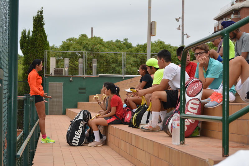Barcelona junior summer camp