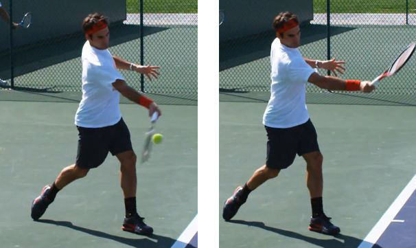 forehand-extension