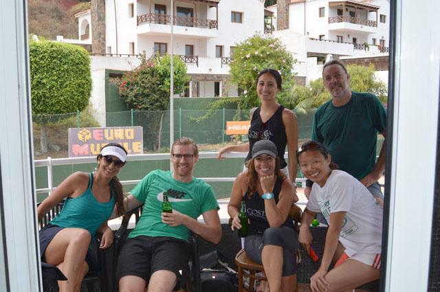 Gran Canaria international players