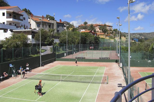 Gran Canaria Tennis Facility