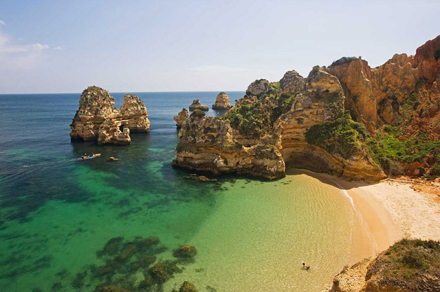 portugal the algarve